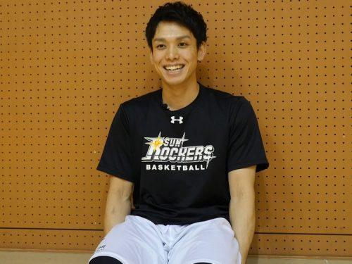 サンロッカーズ渋谷の新主将、伊藤駿「ディフェンスからチームに流れを持ってくる」