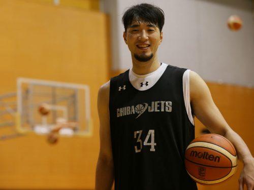 千葉ジェッツ所属の日本代表PF小野龍猛「すべての数字をアップさせる」