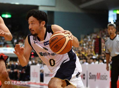 最終18点差ながら大苦戦、栃木の田臥勇太「我慢する時間帯が続いた」