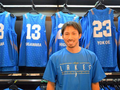 滋賀を誰よりも愛するキャプテン横江豊「バスケをとおして滋賀県を盛りあげる」