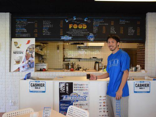 『レイクス ストア&カフェ』に潜入してアスリート定食を食べてみた