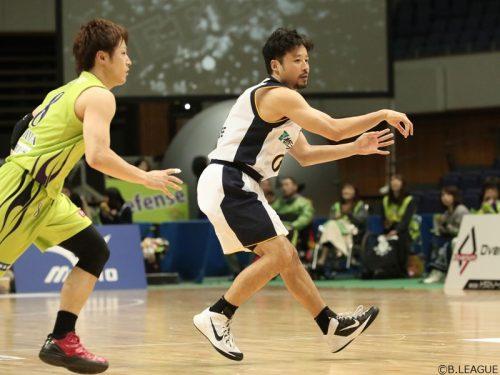 【10月14日ハイライト動画】98点を挙げた栃木が7連勝、連敗の北海道は黒星先行に