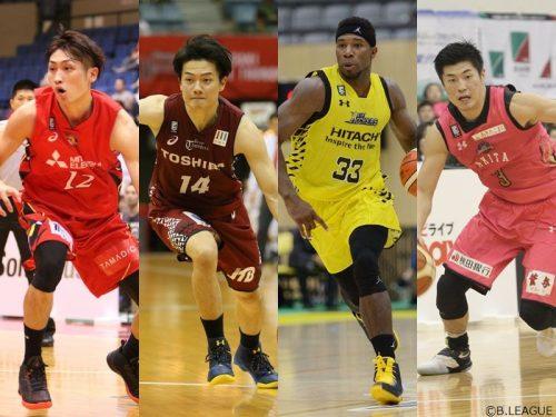 台湾遠征に臨む日本代表候補が発表、名古屋Dと川崎から最多3人が選出