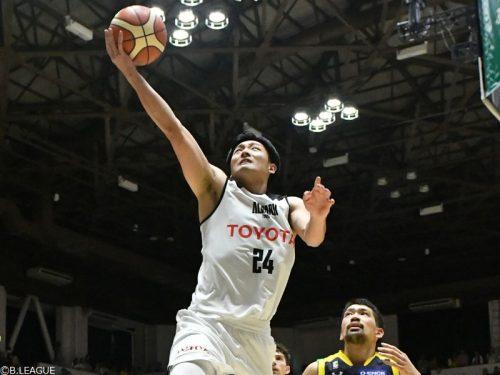 A東京が栃木に劇的逆転勝利、新潟は今季最多得点で横浜を下す/B1リーグ第5節