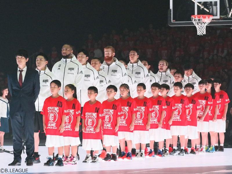 日本バスケ界をけん引する存在になれるか [写真]=B.LEAGUE