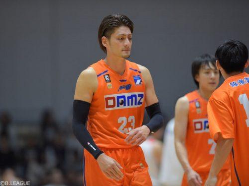 【動画】地元の新潟でチームをけん引する佐藤公威「皆さんを魅了する、沸かせる、感動させる」