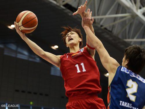 富山が15試合ぶりの勝利、三河は大勝で首位を守る/B1リーグ第8節