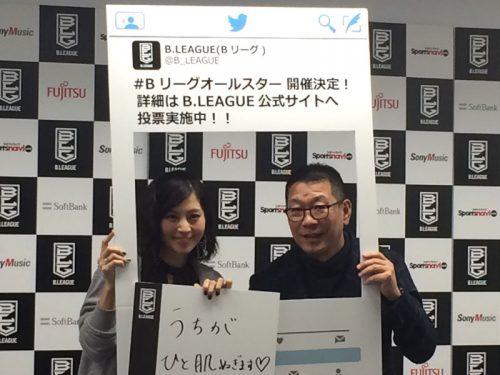 オールスター2017はSNSの積極活用でファン投票、女子マネに就任した安田美沙子さん「全力、笑顔で応援します」