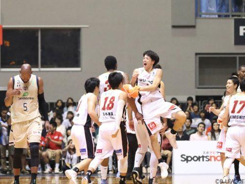 【11月6日ハイライト動画】ギブソンの決勝点で大阪が連勝、京都は劇的勝利を飾る