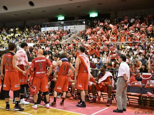 第5節で栃木と横浜が過去最高の入場者を記録、B1平均入場者数は千葉がトップの4595人