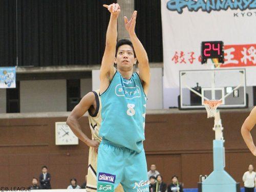 【動画】3連勝で調子上向き、村上直「京都からバスケを盛りあげる」