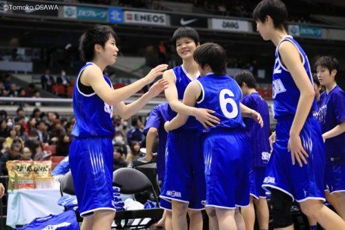 短期決戦でチーム力を高めた昭和学院、エースの赤穂ひまわり「最後はすごく楽しかった」