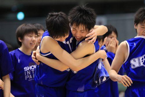 昭和学院が大阪薫英女学院を下し3位入賞、赤穂が24得点20リバウンド/ウインターカップ女子3位決定戦