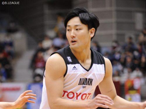 「一番強い」川崎の連勝を15でストップ、A東京の田中大貴が今季自身最多の30得点
