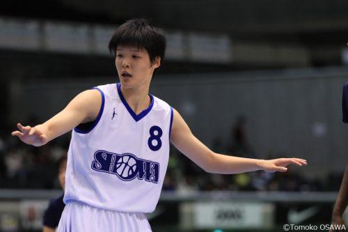 昨年度王者に力負けも才能は本物、昭和学院の赤穂ひまわりに掛かる期待「日本を引っ張る選手に」