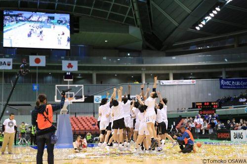 接戦が少なく決勝は順当な組み合わせ、サプライズは浜松開誠館/ウインターカップ女子総括