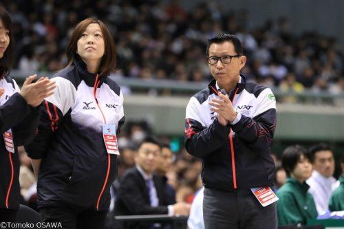勝敗分けた第1ピリオドの守備、連覇逃した岐阜女子の安江コーチ「キャリアのなさが出た」