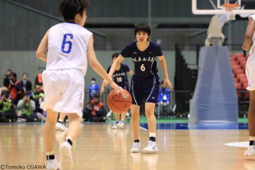 2点差で連覇逃した岐阜女子、2年生石坂が決意表明「自分たちの代で全部優勝する」