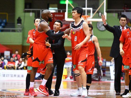 A東京戦で退場した三遠の藤田HCとアシャオルが1試合の出場停止と罰金5万円
