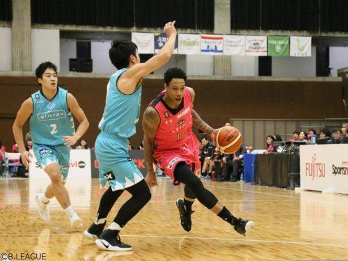 新潟が滋賀に1点差勝利、千葉と秋田は連勝記録を更新/B1リーグ第11節