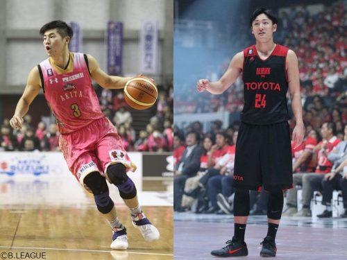 オールスター出場選手が決定、秋田の安藤とA東京の田中が最後の2枠に滑りこむ