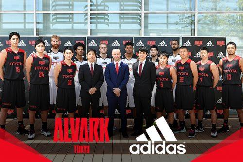 【特集ページ】ALVARK TOKYO × adidas