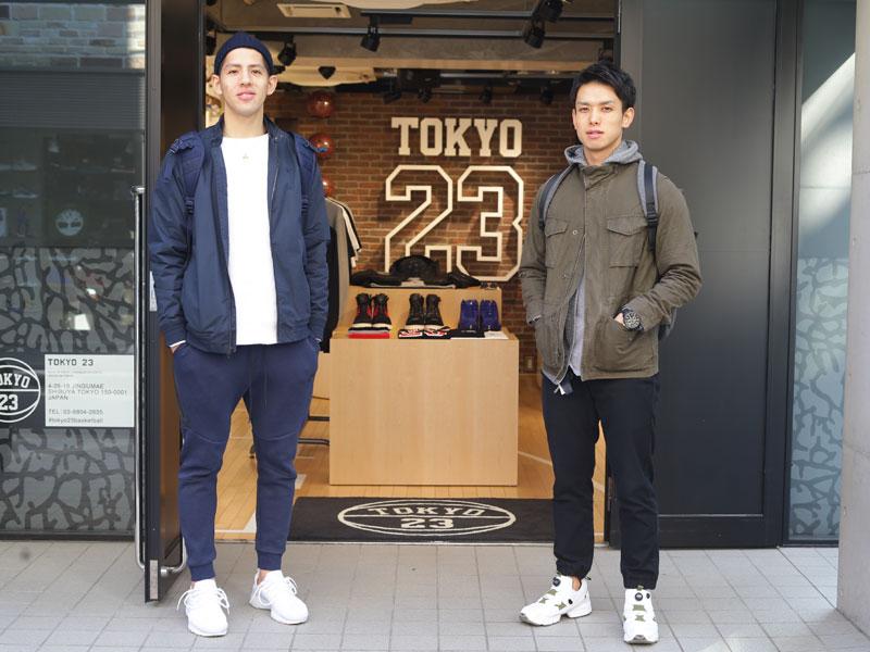 伊藤駿×ベンドラメ礼生 渋谷行くならこのお店!