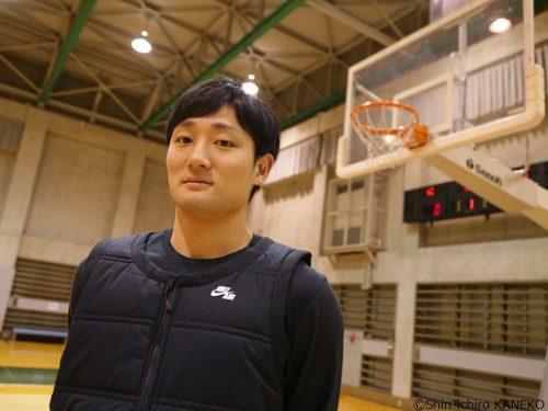 田中大貴の高校時代、バスケを辞めずに続けたからこそ訪れた「3年間で一番うれしかった」瞬間