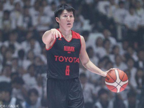 【動画】A東京の二ノ宮康平、今季のNBA注目選手は「キャバリアーズのカイリー・アービング」