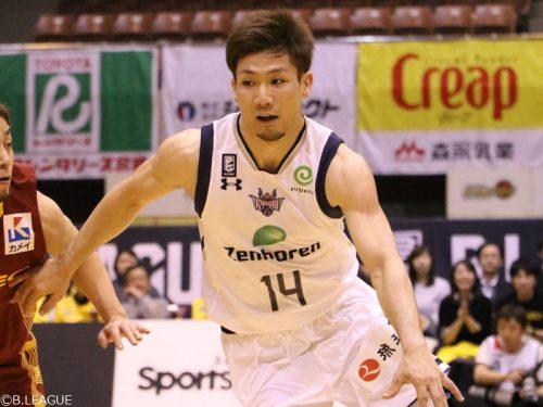 川崎が北海道に辛勝、琉球は今季初の100点ゲーム/B1リーグ第11節