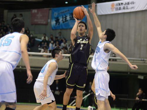 東海大諏訪に立ちはだかった「壁」、大学での成長を期すエース竹田「芯の強い選手になりたい」