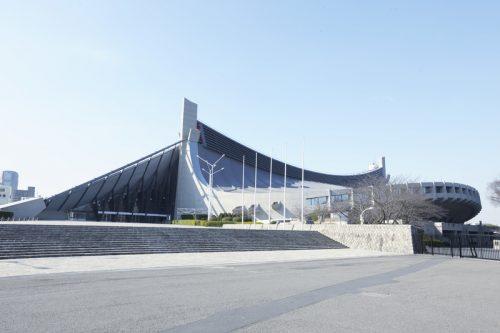 """代々木第一、第二体育館が改修工事へ、数々の名場面を生んだ""""アリーナ""""が見納めに"""