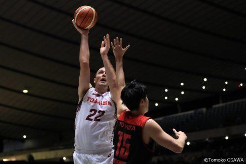 川崎の絶対的得点源ファジーカス、オールジャパン決勝では「ダース・ベイダーになる」