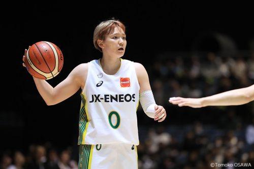 オールジャパン4連覇を達成したJX-ENEOSをけん引、キャプテン吉田「楽しんでバスケットができた」