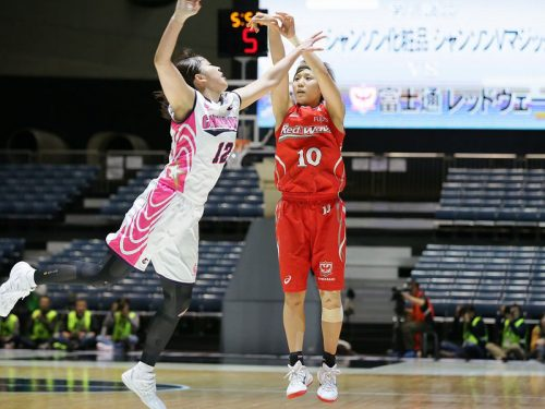 JX-ENEOSの4連覇阻止へ、6年ぶり決勝進出の富士通町田「ガンガン攻めていきたい」