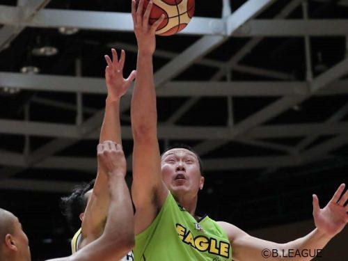 茨城が元北海道の青島を獲得「全員バスケでの勝利を目指します」