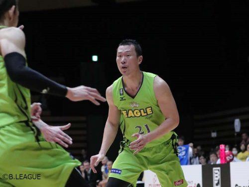 北海道が青島との契約を双方合意の上で解除、今季は開幕から全36試合に出場