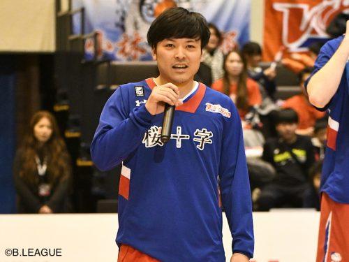 中央大3年の柿内が熊本の特別指定選手に「地元でプレーできることをうれしく思う」
