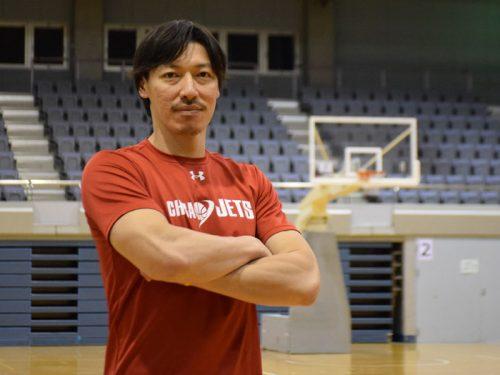 204センチの元日本代表センター、伊藤が決意新たに「愛されるチームを作りあげたい」