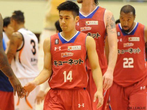 熊本が24歳奈良の現役引退とコーチ就任を発表「感謝の気持ちでいっぱい」
