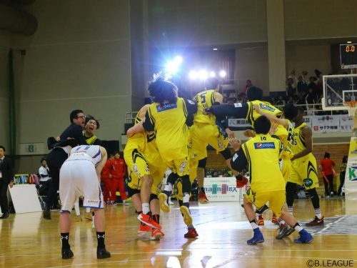 信州が熊本を相手に劇的勝利、FE名古屋は茨城に25点差の快勝/B2リーグ第19節