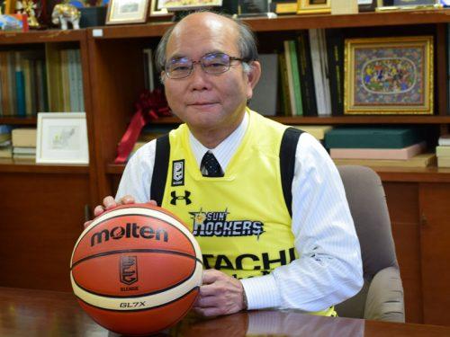 青山学院大学はなぜSR渋谷に体育館を貸し出したのか、三木義一学長がその理由を語る