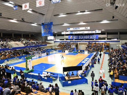 三河が12日の仙台戦で今季最多入場者数を記録、岡崎市開催に3408人が集まる