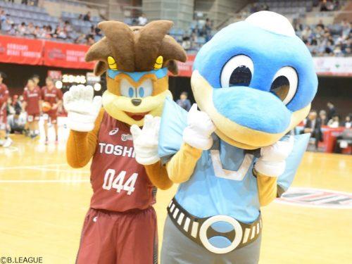バスケとサッカーを1日で楽しめる、川崎が川崎フロンターレとのコラボチケットを発表