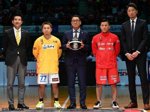 Bリーグが一発勝負の公式トーナメント戦を新設、来季開幕前に全国4地区で開催