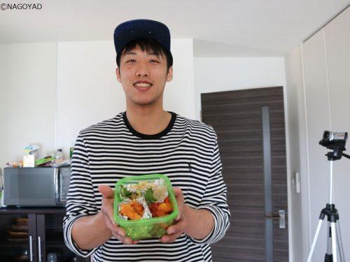 名古屋Dがホーム最終戦で張本プロデュースの『天傑弁当』を販売、ファンクラブ会員限定100食