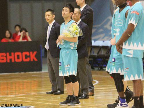 京都の日下光が今季限りでの引退を発表「バスケットボール最高!!!」