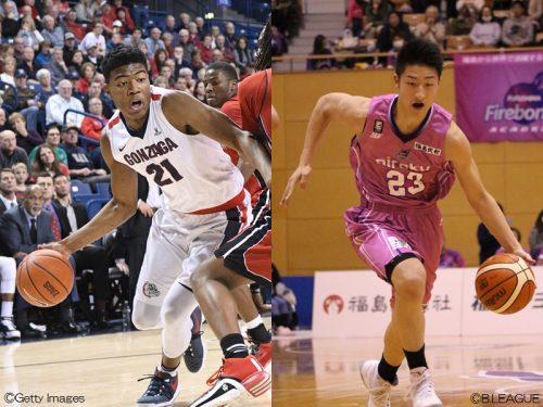 U19W杯に挑む日本代表が発表、ゴンザガ大の八村塁や元福島の水野幹太ら12名