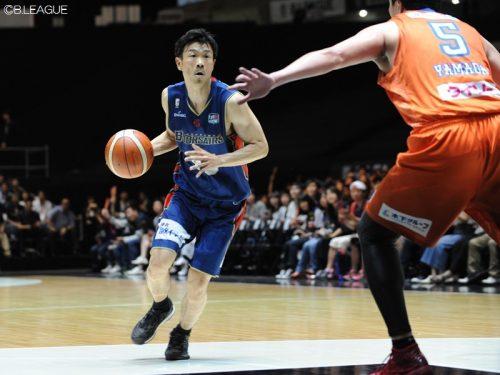 2年ぶりに現役復帰した横浜の38歳竹田謙が大一番で2ケタ得点を挙げB1残留に大きく貢献