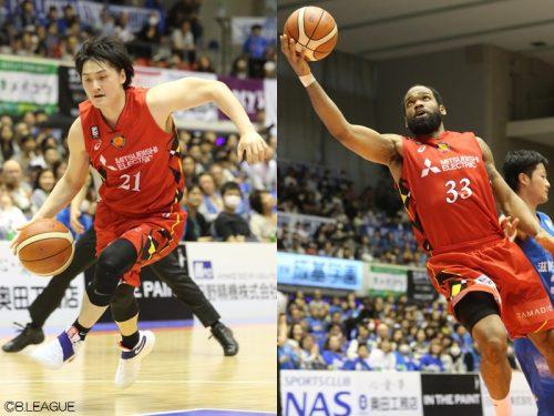 笹山貴哉とティルマンが名古屋Dとの契約を延長、今季活躍の2選手が残留へ